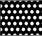 3mm round holes Perforated Sheet
