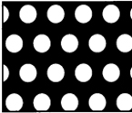 5mm round holes Perforated Sheet