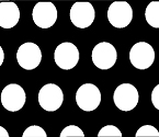 6mm round holes Perforated Sheet
