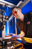 Bespoke Laser Tools For High Precision Micromachining