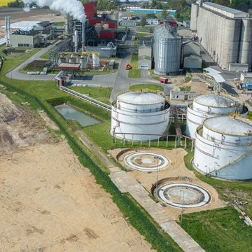 Biofuel in South Yorkshire