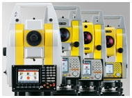 High Quality Total Stations