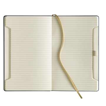 Q31 Tucson Pen Book Medium Notebook Ruled 130x210mm with 240 pages