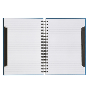 771 Medium Wiro Bound Notebook 166x240mm with 288 pages