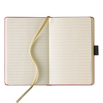 Q21 Pocket Notebook Ruled 90x140mm with 192 pages