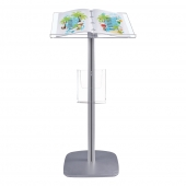 Free Standing Double A4 Lectern