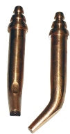 NNBH1 - Nozzle Mix Rivet Cutting or Bulk Head removal Nozzle - Oxy / Acetylene