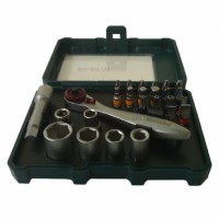 OXXX00 - Screwdriver and Socket Set