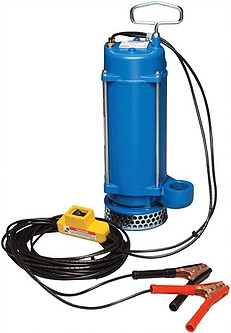 2 or 1 Submersible Pumps
