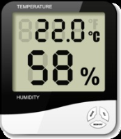 Thermohygrographs Humidity Calibration
