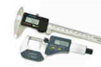 Micrometers, Verniers, Height Gauges Mechanical Calibration