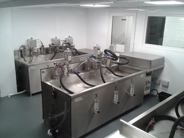 Cleanroom On-Site Calibration