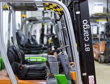 Fast Forklift Hire