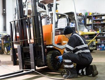 Forklift Maintenance Solutions
