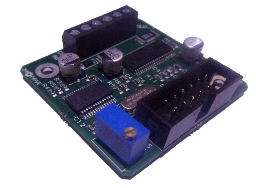 Custom Stepper Motor Controllers