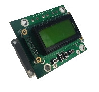 ZD2LCD - 2A Intelligent Microstepping Stepper Motor Controller