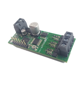 Custom Brushless Motor Controller Design