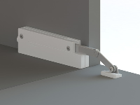 CSD-10-TV Soft-Down Support Stays