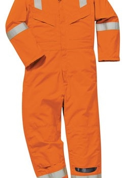 Araflame Coverall Flame Resistance