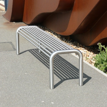 Embedded Fixed Benches