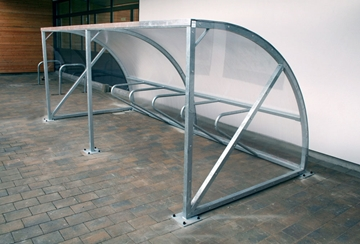 All-in-one Cycle Shelters