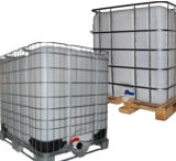 Spill Containment IBC Tanks