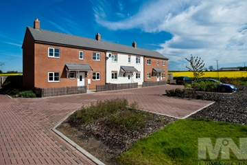New Build Houses Photography Services Leicestershire