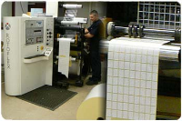 Self Adhesive Label Solutions