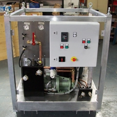 Small Bore Pneumatic Pipe Work- Control Valves