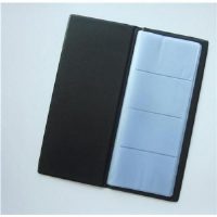Classic PVC Business Card Book