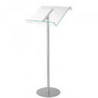 Lectern With Floor Stand