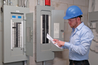 High Voltage Electrical Inspection Testing