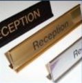 Personalised Desk Plate Supplier