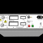 heavy current and high voltage electrical test equipment