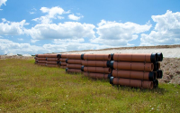 Clay drainage pipe manufacturer