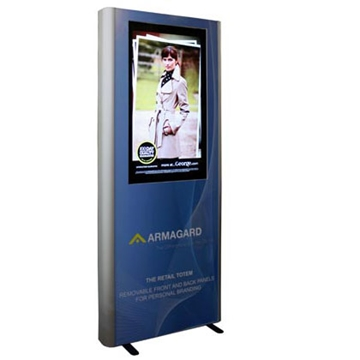 Custom Digital Signage Advertising System