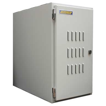 Computer Cabinets For Use In Harsh Environments