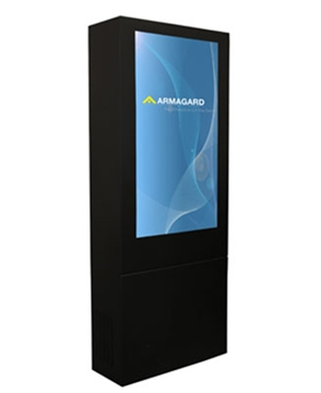 Custome Made Digital Signage Enclosure