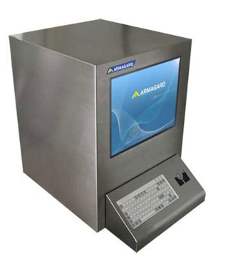Intrinsically Safe Computer Enclosure For Factories