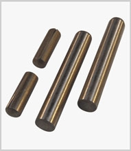 Dowel and groove pins