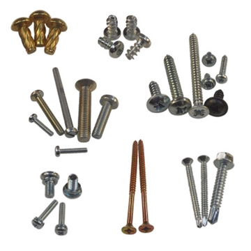Threaded products - screws