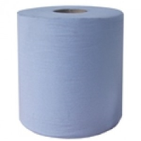 Centre Feed Roll Blue 6 x 150m