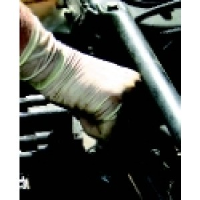 Disposable Latex Gloves 100