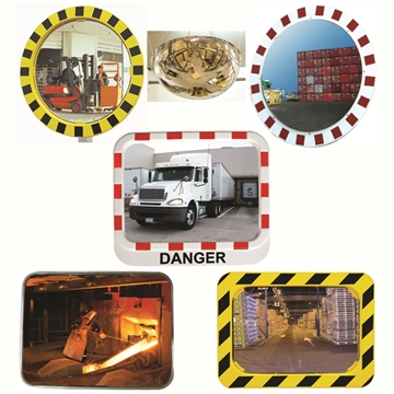 Warehouse & Industrial Mirrors