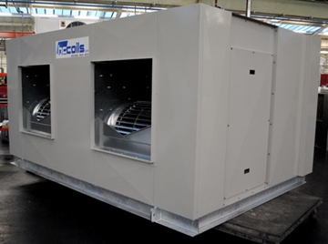 CFC Dry Air Coolers