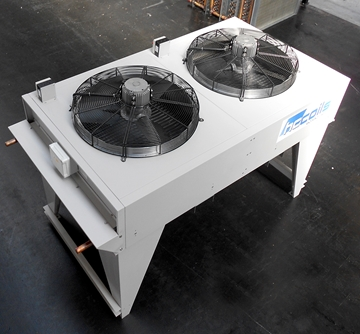 DDL Industrial Dual Discharge Coolers