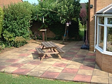 Garden Furniture Jet Cleaning Service Berkshire