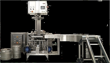 Fully Automatic Keg Fillers