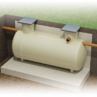 Commercial Septic Tanks