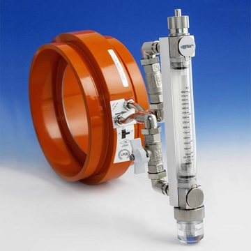 LPC and FM Approved flow meter